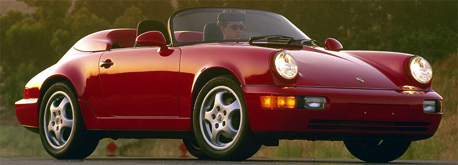 The 911 Carrera 2 964 Speedster On Speedsters A Site Dedicated