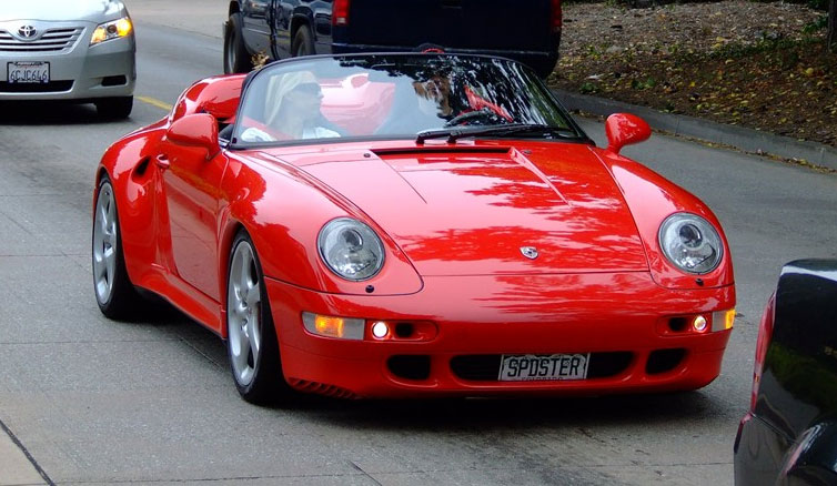 Speedsters A Site Dedicated To All Aspects Of Porsche