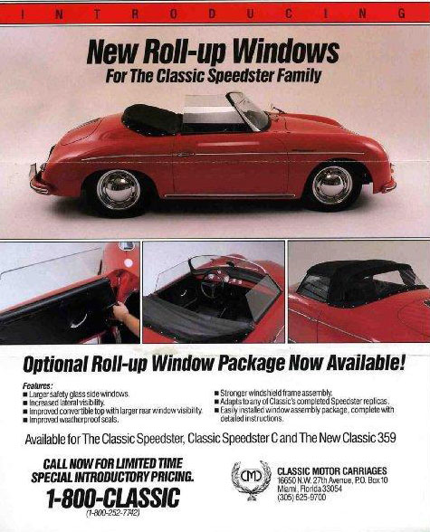 Speedsters Com Directory Of 356 Speedster Replica Suppliers