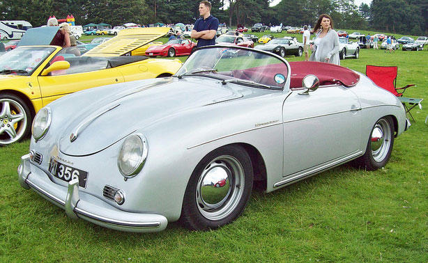 Speedsters Com List Of Uk Registered Speedsters And Replicas