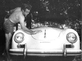 James Dean And His Speedster Speedsters Com A Site