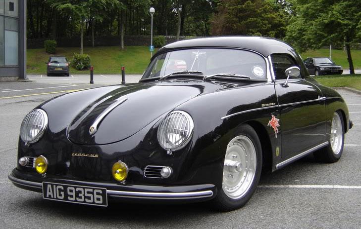 Image result for 356 speedster hardtop replica