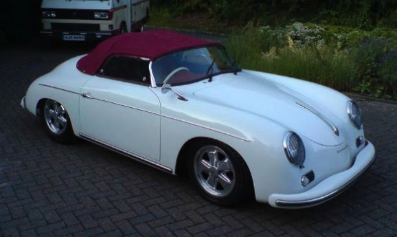 Speedsters com - Directory of 356 Speedster replica suppliers